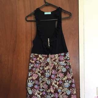 Peppermint Dress Size S