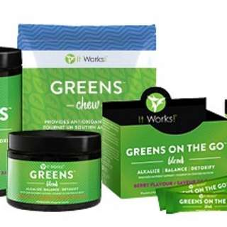 Itworks Greens