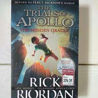 The Trials Of Apollo- The Hidden Oracle