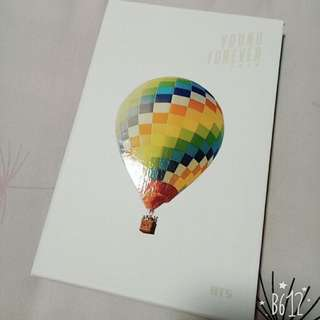 BTS Young Forever Album Unsealed