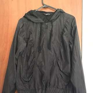Black Active Expression Jacket Size 10