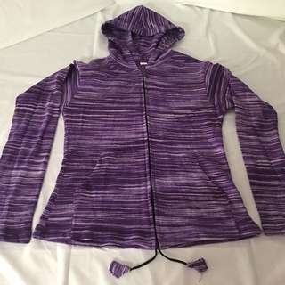 Purple Ladies Jacket