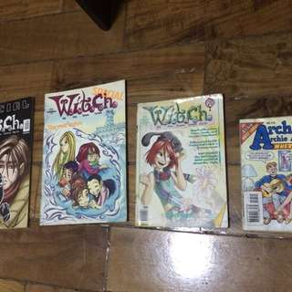 WITCH and Archie Comics