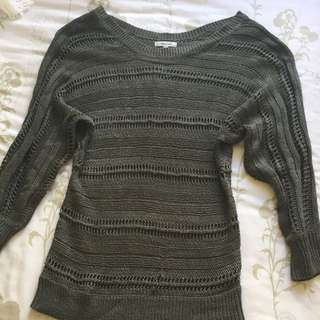 Valleygirl Holy Knit