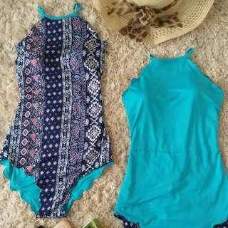 Chloe Scallop Swim Suit