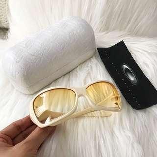 Authentic Oakley Sunglasses - Broken White