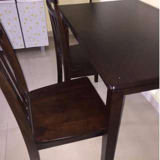 Dining Table - 4 persons