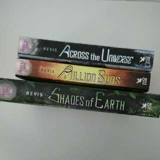 Across The Universe Trilogy