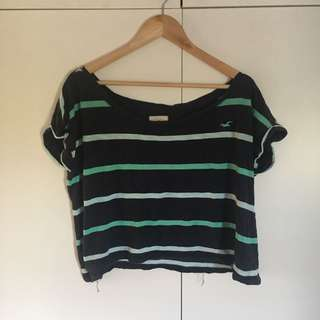 Hollister - Stripy top