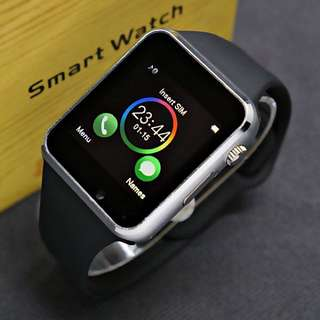SmartWatch-Black