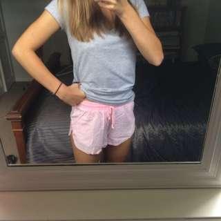 Pink Shorts