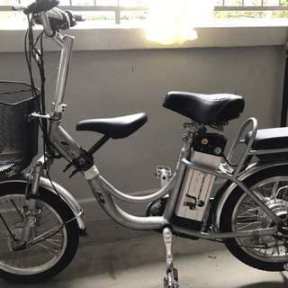 E Bike (Price reduced)