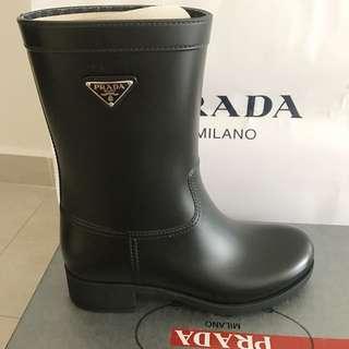 Prada Boot Size 36
