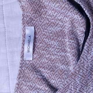 Michaela Semi Dress Long Sleeve
