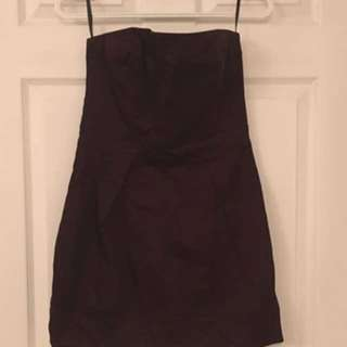 Size 8 FCUK Tube Top Dress