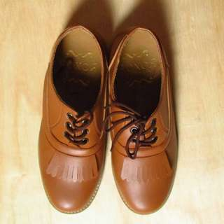 Shoes - Sirantih Brown by Roxor Footwear
