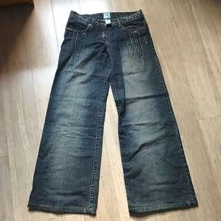 "Sass & Bide jeans ladies size 24 (vintage/classic ""rabbit boy"" style)"