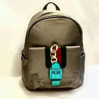 GUCCI INSPIRED BAGPACK