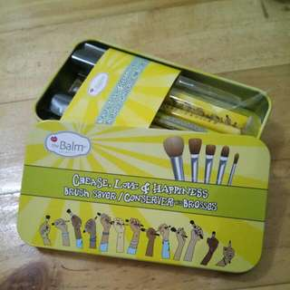 The Balm Brushes