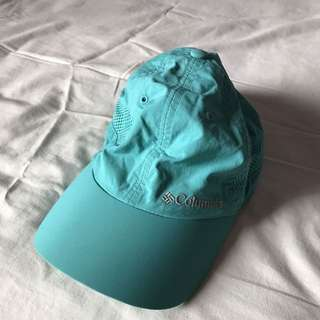 Columbia Blue Cap