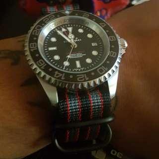 Steinhart Ocean Forty Four GMT Divers Watch