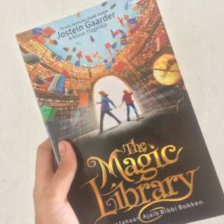 The Magic Library