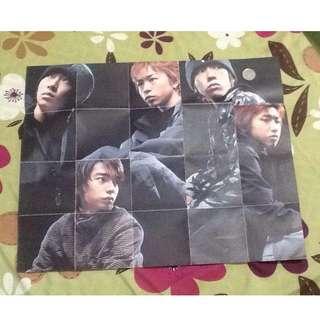 SALE! JOHNNYS/JE: Arashi Poster & Sho, Jun Photos!