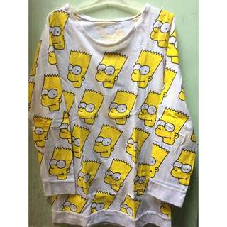 Simpsons shirt