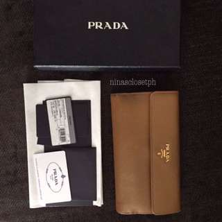 Prada Wallet (Original)