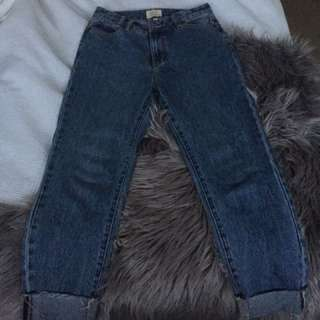 Insight Denim Rpp $130 Worn Once