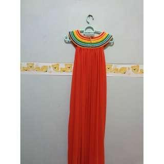 cleopatra long dress
