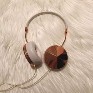 FRENDS: Taylor Rose Gold Headphones