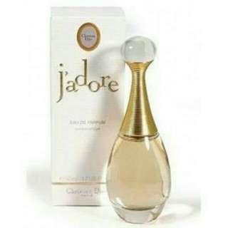 #tisgratis jadore eau de parfume