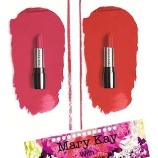 Mary kay Gel semi matte Lipstick