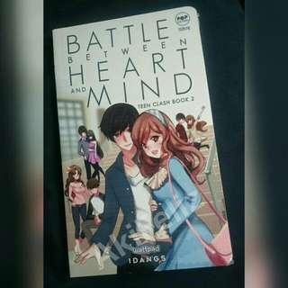 Battle Between Heart And Mind (teen Clash Book 2)