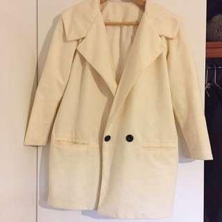 Off white coat