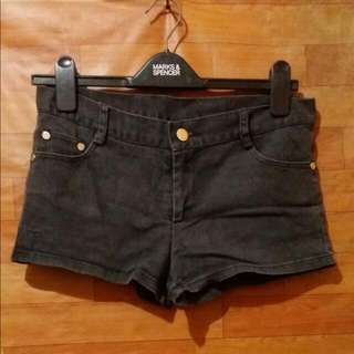 Hotpants Black