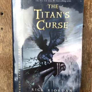 The Titan's Curse (Percy Jackson Series) by Rick Riordan