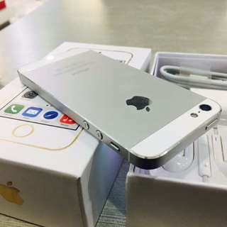 iPhone5 16gb Silver