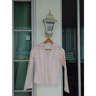 Light pink top (Charlotte Russe)