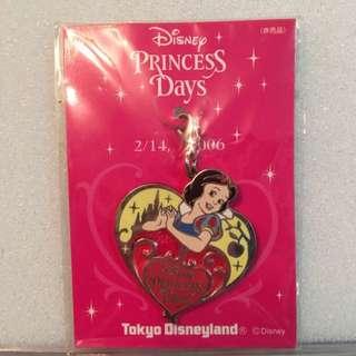 日本東京迪士尼白雪公主吊飾包平郵Disney