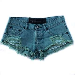 One Teaspoon Cut-offs Shorts