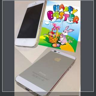 Iphone 5 64g #easter17