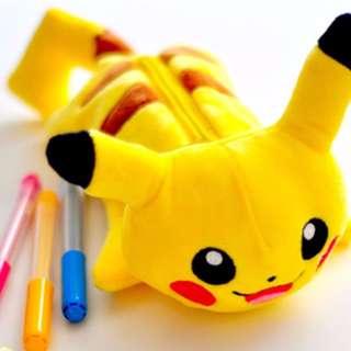 (INSTOCKS) Pikachu Pencil Case POKEMON