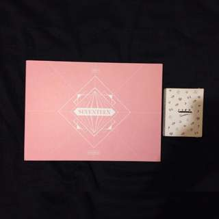 WTS SEVENTEEN Season's Greeting, Albums