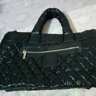 chanel cocoon black