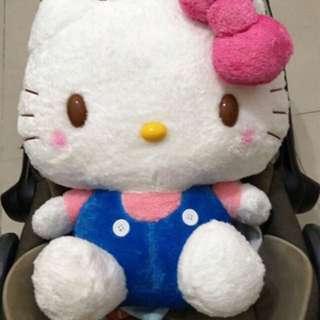 BN Authentic Hello Kitty plush Toy