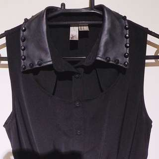 Forever 21 Black Dress Small
