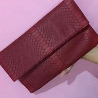 Clutch Zara Not Ori