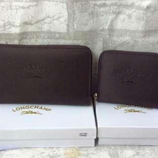 Original Longchamp Wallet Pair Wholesale
